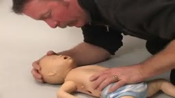 Infant CPR Video Demonstration
