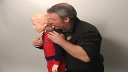 Choking Child Video Demonstration