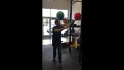 Downward Chop Static Lunge - Strive Physiotherapy & Performance