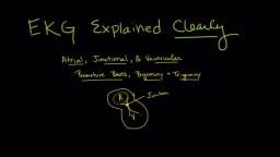 EKG/ECG Interpretation Explained Clearly