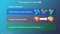 Treatment of Multiple Sclerosis?
