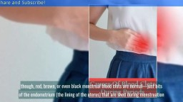 When to worry about heavy flow or clots in period blood