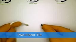 Two Hands Tie
