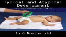 6 months old development