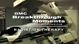 Radiation Therapy to Treat Cancer