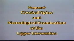 Cervical Spine Exam