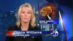 Brain Cancer Vaccine