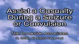 Casuality during Seizure