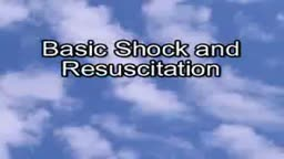 Shock and Resucitation