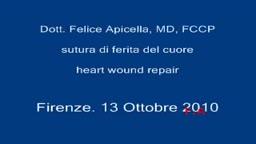 heart wound repair