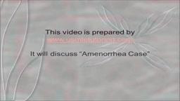 USMLE Step 2 CS - Amenorrhea