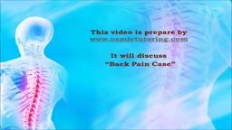 USMLE Step 2 CS - Back Pain
