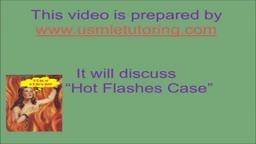 USMLE Step 2 CS - Hot Flashes