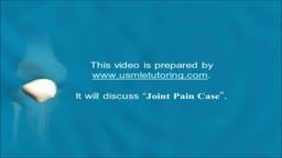 USMLE Step 2 CS - Joint Pain