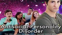 Antisocial Personality Disorder Information