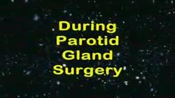 Facial Nerve During Parotid Surgery