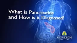 Pancreatitis video and animation