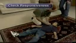 Child CPR Emergency Video