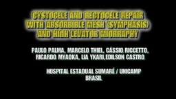 Cystocele Repair