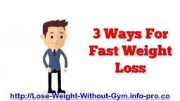 How To Lose Weight In A Week, How To Lose Fat Without Exercise, Diets That Work Fast