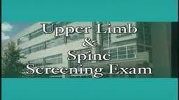 Loyola Upper Limb Exam Part 1