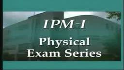 Loyola Knee Exam