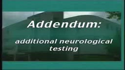 Loyola Full Neurological Exam Part 6