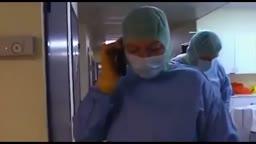 Face transplantation surgery