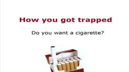 Why do smokers smoke?