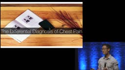 The differential diagnosis of chest pain