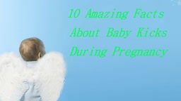 Baby Kicks during Pregnancy