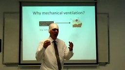 Understanding Ventilator Settings